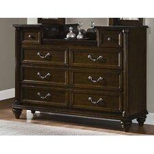 Grandeur Triple Dresser