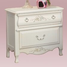 <strong>American Woodcrafters</strong> Summerset 2 Drawer Nightstand