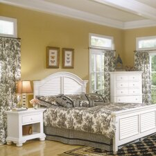 Cottage Traditions Panel Bedroom Set