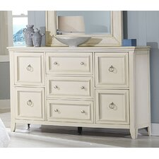 Courtyard 7 Drawer Dresser