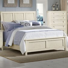 Courtyard Sleigh Bed