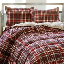 Northwood Plaid Down Alternative Comforter Set