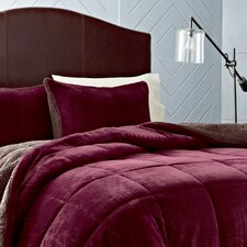 Premium Fleece Comforter Set
