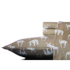 Buckhead Ridge Flannel Sheet Set