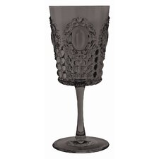Baroque and Rock Acrylic Wine Glass