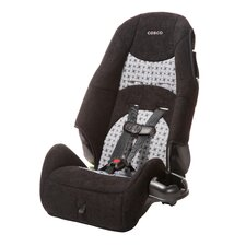 High Back Windmill Booster Car Seat