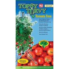 Tomato Tree Round Planter