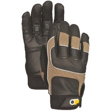 Polyurethane Palm Mechanic Gloves