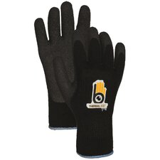Heavy Duty Rubber Palm Thermal Gloves