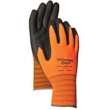 Wonder Grip High Visibility Nitrile Palm Gloves