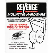 Revenge Mounting Hardware for Fly Tapes