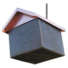 Ez Fill Bottom Suet Cake Bird Feeder