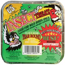 <strong>C&S Products</strong> Insect Treat Wild Bird Suet
