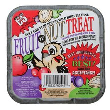 Fruit and Nut Treat Wild Bird Suet