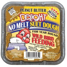 Peanut Butter Delight Wild Bird Suet