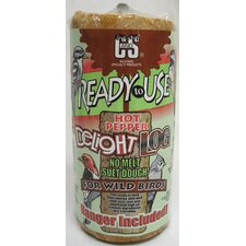RTU Hot Pepper Delight Wild Bird Suet Log