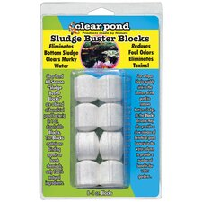 Sludge Buster Blocks