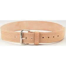 Embossed Leather Work Belt  E4521
