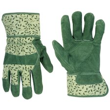 Split Cowhide Safety Gloves
