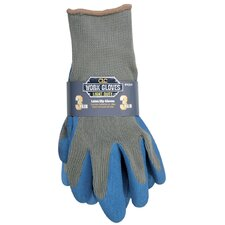Latex Gloves (3 Count)