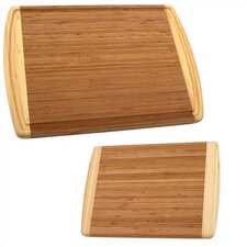 <strong>Totally Bamboo</strong> Hawaiian Large Dark Hawaiian Cutting Board Set