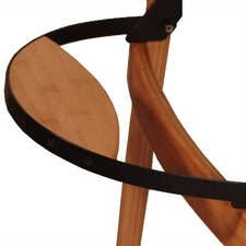 Bamboo Flip Down Foot Rest