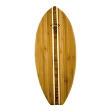 Tropical Lil' Surfer Board with Maui Logo Cutting Board