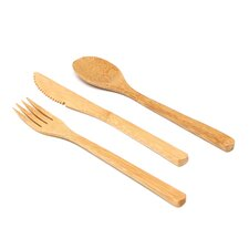 3 Piece Flatware Set