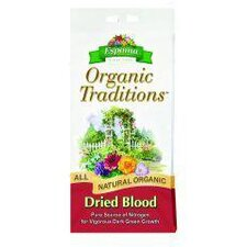 Organic Traditions Dried Blood (17 lbs)