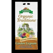 Organic Traditions Garden Gypsum (20 lbs)