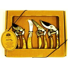 <strong>Flexrake</strong> 4 Piece Gift Pack Classic Pruners