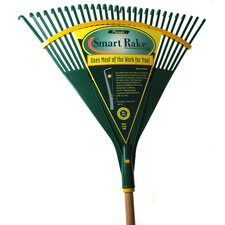 Handle Actionpoly Head Smart Rake™ The Ergonomic Leaf Rake