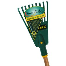 Handle Action Poly™ Head Shrub Rake