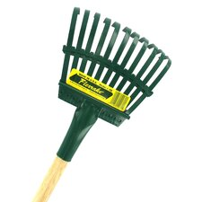 Handle Steel Head Shrub Rake