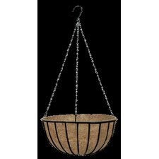 <strong>Gardman USA</strong> Trad Hanging Wire Basket Planter
