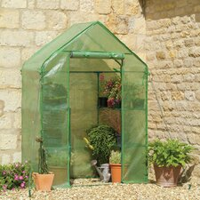 "Grow It Compact 56"" W x 29"" D Walk-In Growing Rack Greenhouse"