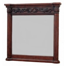 "Estate 34"" H x 27"" Vanity Mirror"