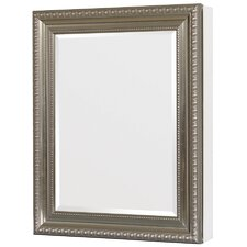 "Deco 24"" x 30"" Recessed / Surface Mount Medicine Cabinet"