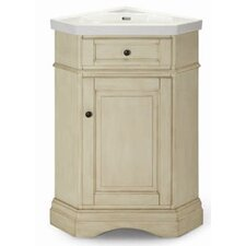 "Richmond 32.13"" Corner Vanity Set"
