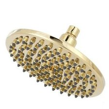 Sunflower Shower Head with Easy Clean Jets