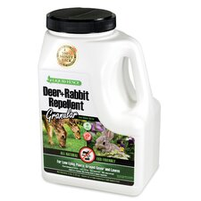 Granular Deer and Rabbit Repellent
