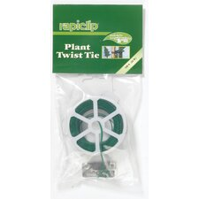 "1"" Rapiclip Plant Twist Tie"