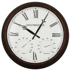 """16.34"""" Stratford Wall Clock"""