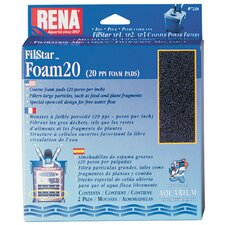 Rena Filstar Foam 20 Filter - 2 Pack