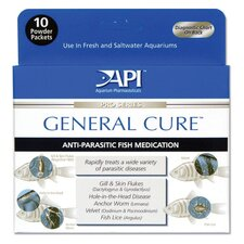 General Cure Powder Packet Fish Medication