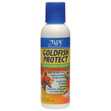 Api Goldfish Protect Water Conditioner - 4 oz.