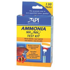 Ammonia Water Test Fresh / Saltwater