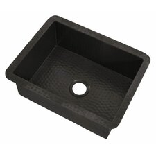 "16.5"" x 12.5"" Rectangular Bar Sink"