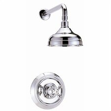 Shower Head and Trim Less Handle