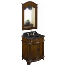"30"" Single Basin Vanity Set"
